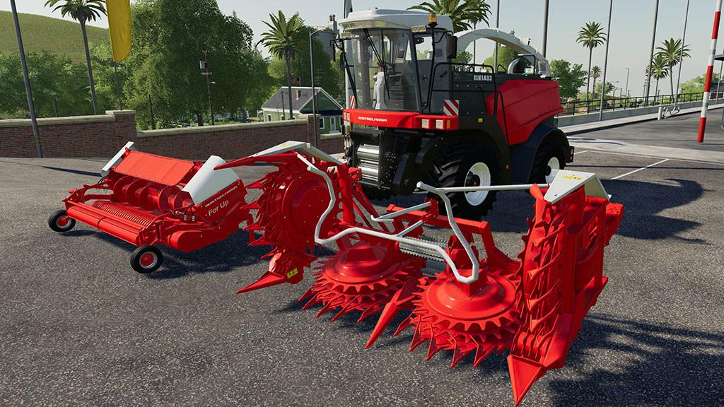 РОСТСЕЛЬМАШ 1403 PACK V1.0.0.0 для Farming Simulator 2019