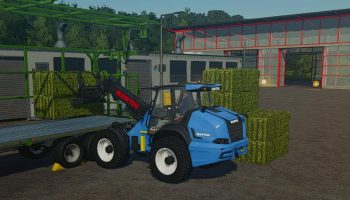 [FBM TEAM] MANITOU MLAT 533 UPDATE V1.0.4 для Farming Simulator 2019