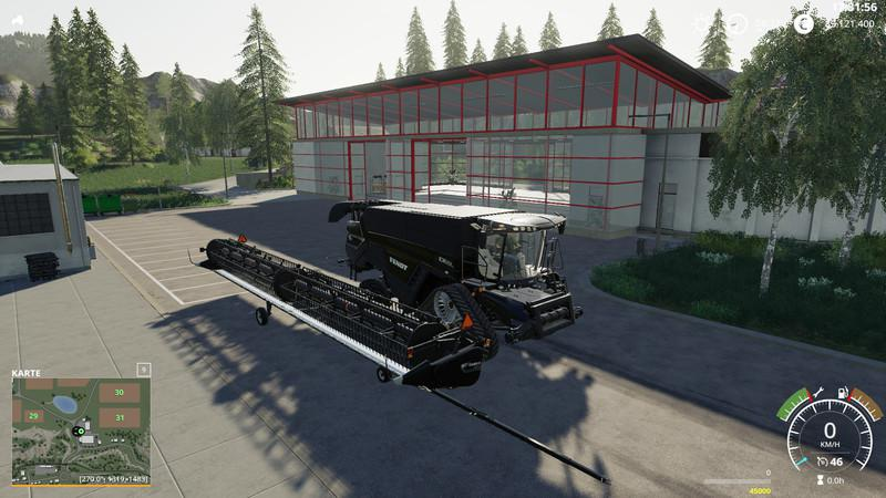 IDEAL WITH CONTINGENCY SELECTION V1.6 для Farming Simulator 2019
