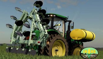 ORTHMAN 3LP — 15 SIDE DRESSER V1.0 для Farming Simulator 2019