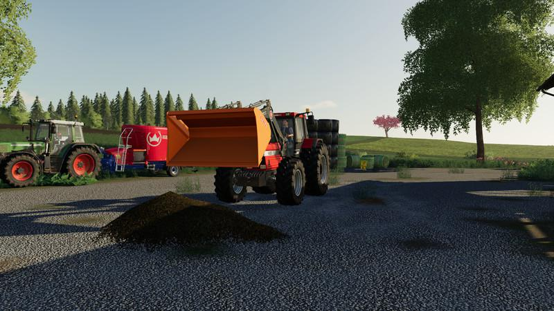 BIGSTOLLTOOLSHOVEL V1.0.0.0 для Farming Simulator 2019