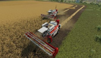 СК-10 Ротор V 0.1.0.4 для Farming Simulator 2019