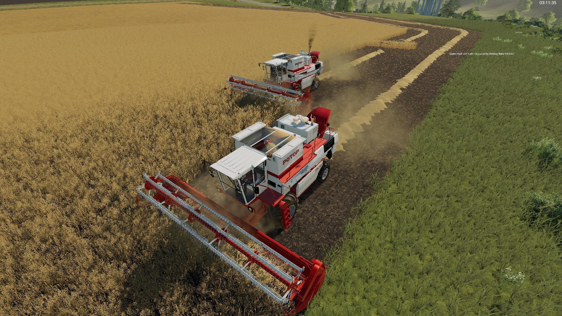 СК-10 Ротор V 0.1.0.4 для Farming Simulator 2019
