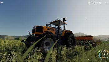 Renault Atles 925RZ v 1.0.0.1. для Farming Simulator 2019