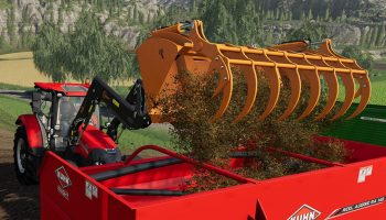 HAUER SGS2600 V1.0.0.0 для Farming Simulator 2019