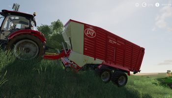 LELY TIGO XR 65D V1.0.0.0 для Farming Simulator 2019