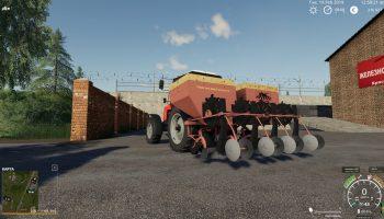 САЖАЛКА ДЛЯ КАРТОФЕЛЯ СН-4Б V 1.1.1 для Farming Simulator 2019