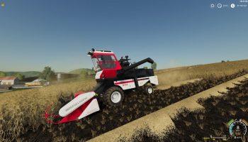 Ростсельмаш Нива Эффект V 1.0.2 для Farming Simulator 2019