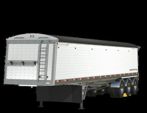 USA TRAILER 100K COLORMFRUCHT V1.0 для Farming Simulator 2019