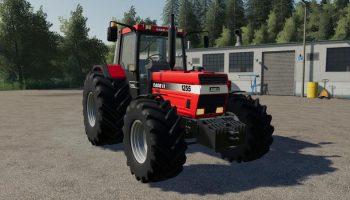 CASE IH 1255 V1.0.0.0 для Farming Simulator 2019