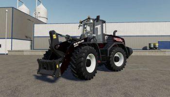 NEW HOLLAND 190D V 1.0.0.1 для Farming Simulator 2019