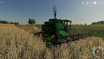 John Deere 8820 для Farming Simulator 2019