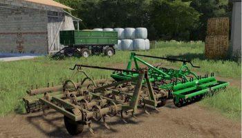 BOMET 2.5M V1.0.0.0 для Farming Simulator 2019