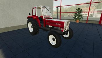 STEYR 760 PLUS BASISVERSION V1.2.0 для Farming Simulator 2019