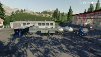 MAN Pack v1.0.0.0 для Farming Simulator 2019