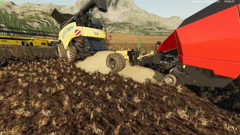 SNUFELSTUCK V3.1 для Farming Simulator 2019