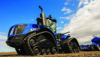 NEW HOLLAND US T9 700 UPDATED V1.1 для Farming Simulator 2019