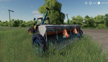 ЧЕРВОНА ЗИРКА СЗТ-5.4 V1.0 для Farming Simulator 2019