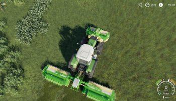 KRONE BUTTERFLY V1.0.0.0 для Farming Simulator 2019