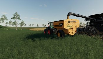 COOLAMON CHASER BINS 18T V1.0.0.0 для Farming Simulator 2019