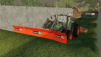 HOLARAS MES400 FRONTLADER MP V1.1.0.0 для Farming Simulator 2019