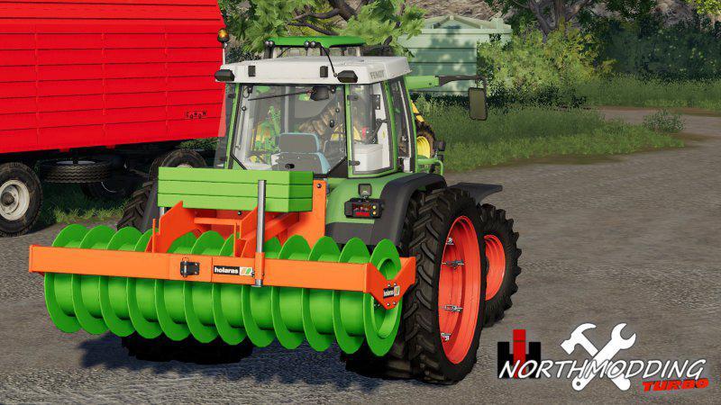 HOLARAS STEGO 285 V1.0.0.0 для Farming Simulator 2019