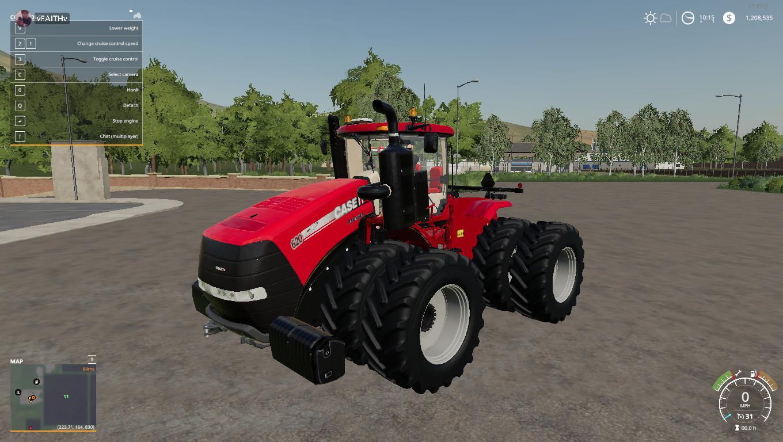 STEIGER SERIES V1.0.0.0 для Farming Simulator 2019