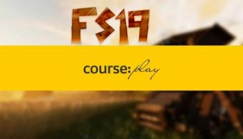COURSEPLAY V6.01.00077 BETA для Farming Simulator 2019