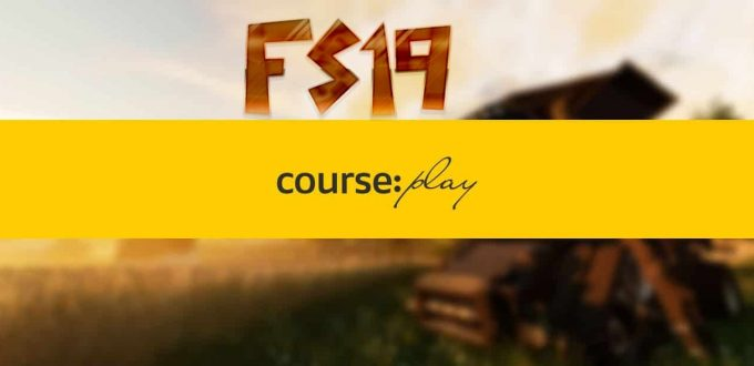 COURSEPLAY V 6.01.00071 BETA для Farming Simulator 2019