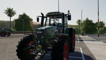FENDT 815-820 V1.5 для Farming Simulator 2019