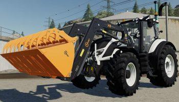 HAUER XB V1.0.0.0 для Farming Simulator 2019