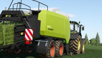 CLAAS QUADRANT 5300 FC V 1.0.0.0 для Farming Simulator 2019