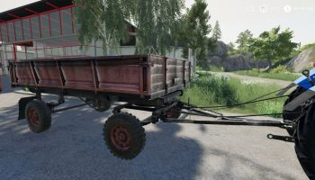 2ПТС-4 СТАРЫЙ V1.3 для Farming Simulator 2019