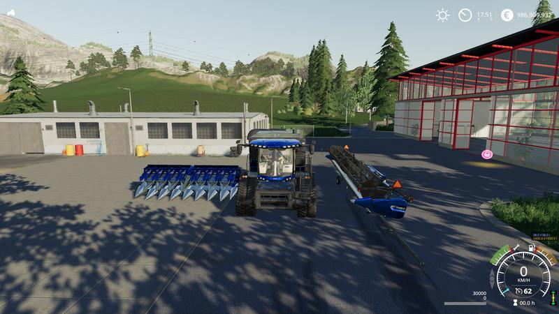 IDEAL9 LIMITEDEDITION V1.0.0.0 для Farming Simulator 2019