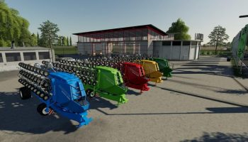 AMAZONE CONDOR 15001 NF-MARSCH V2.0 для Farming Simulator 2019