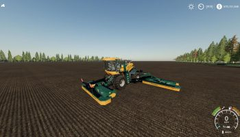KRONE BIG M500 VE UPDATE FIX V1.0 для Farming Simulator 2019