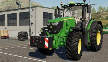 DOUMASS SB 600KG V1.0.0.0 для Farming Simulator 2019