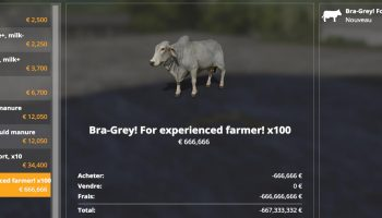 ANIMAL SPECIES V2.0 для Farming Simulator 2019