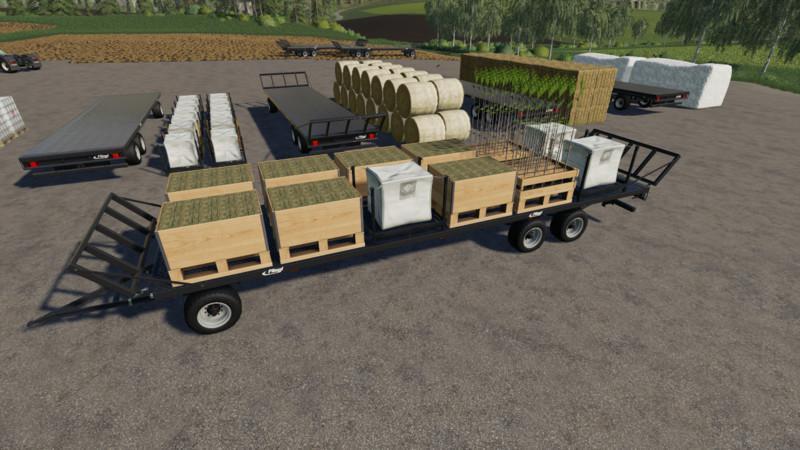 FLIEGL DPW 180 AUTOLOAD V1.0 для Farming Simulator 2019