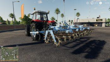AGREGAT 4.2M V1.0.0.0 для Farming Simulator 2019