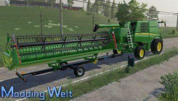JOHN DEERE T560 PACK V1.0.0.0 для Farming Simulator 2019