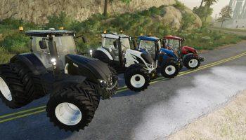 VALTRA SERIES V1.1.0.5 для Farming Simulator 2019