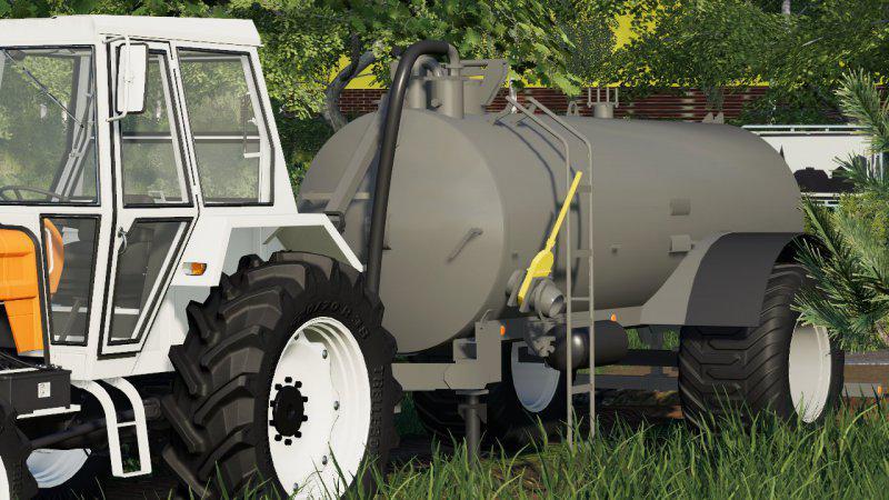 FLIEGL VFW 10600 V1.0.0.0 для Farming Simulator 2019