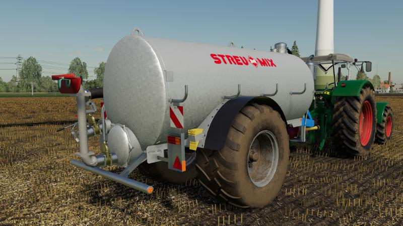 [FBM TEAM] SLURRY TANKER SET 9000 LITERS для Farming Simulator 2019