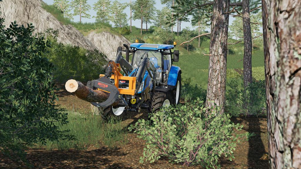 RITTER FG45 V1.0.0.0 для Farming Simulator 2019