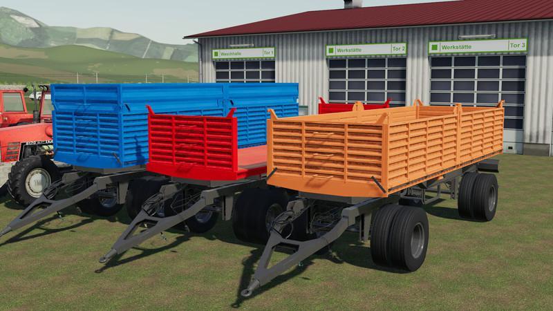 GOSA V1.0.0.0 для Farming Simulator 2019