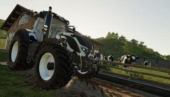 VALTRA S SERIES COWEDITION V1.0.0.0 для Farming Simulator 2019