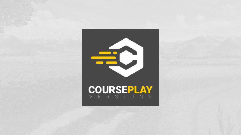 COURSEPLAY V6.01.00054 BETA для Farming Simulator 2019