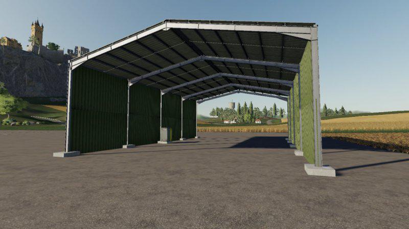 KAERCHER HDS-C 8/15E PLACEABLE V1.0 для Farming Simulator 2019
