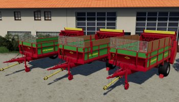 STRAUTMANN BE 5 V1.0.0.0 для Farming Simulator 2019